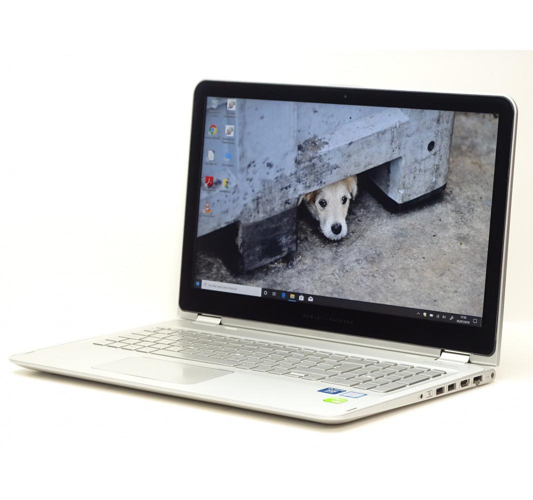 """Intel i7-6500U - 8GB - 1TB - GT 930M - 15,6"""" táctil - Win 10 - Grado A"""