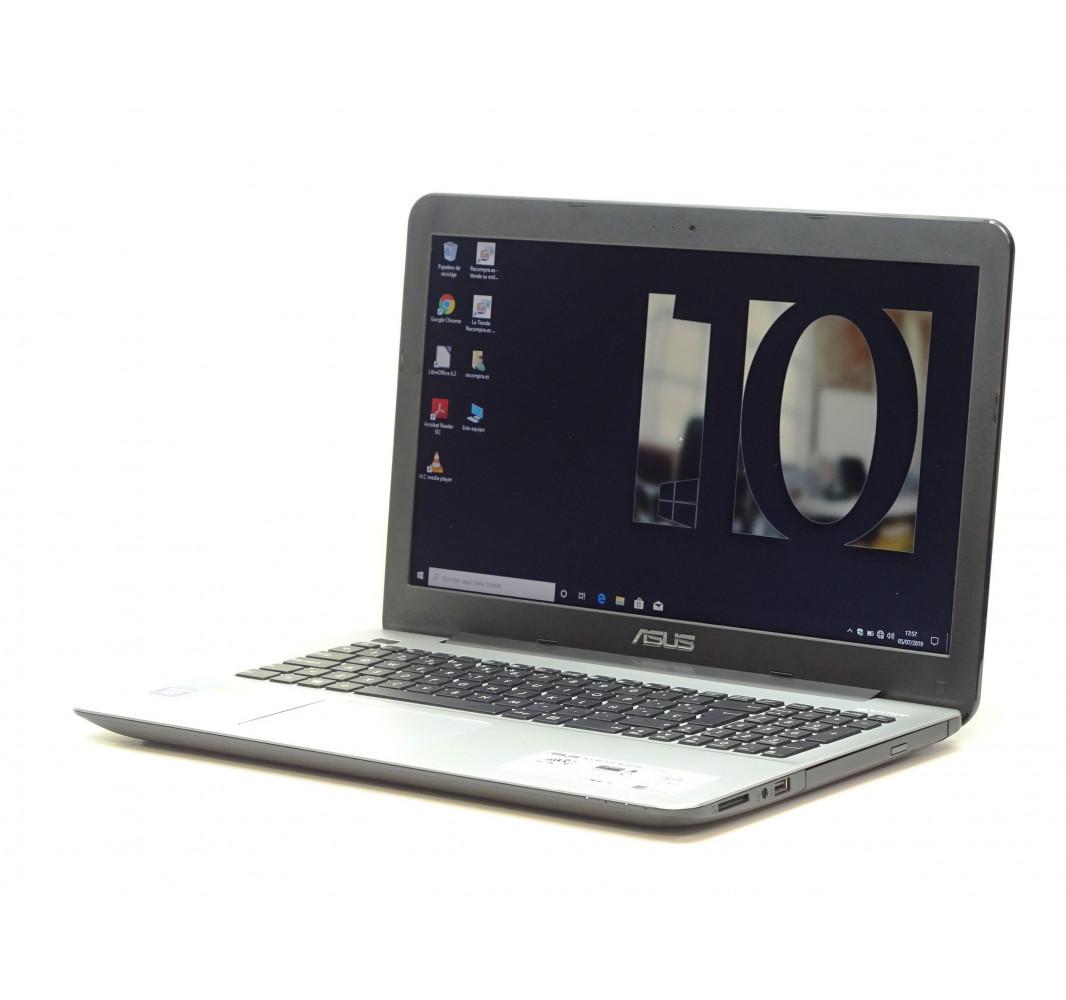 """Intel i7-5500U - 4GB - 1TB - GT 920M - 15,6"""" - Win 10 - Grado A"""
