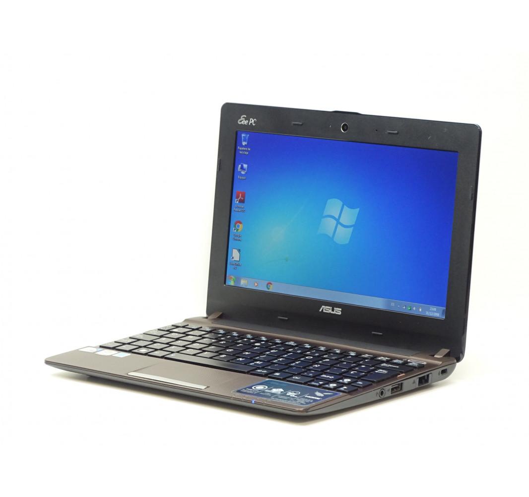 """Intel N2600 - 1GB - 320GB - 10,1"""" - Win 7 - Grado A"""