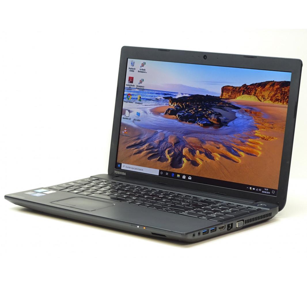 "Intel i5-4200M - 4GB - 320GB - 15,6"" - Win 10 - Grado A"