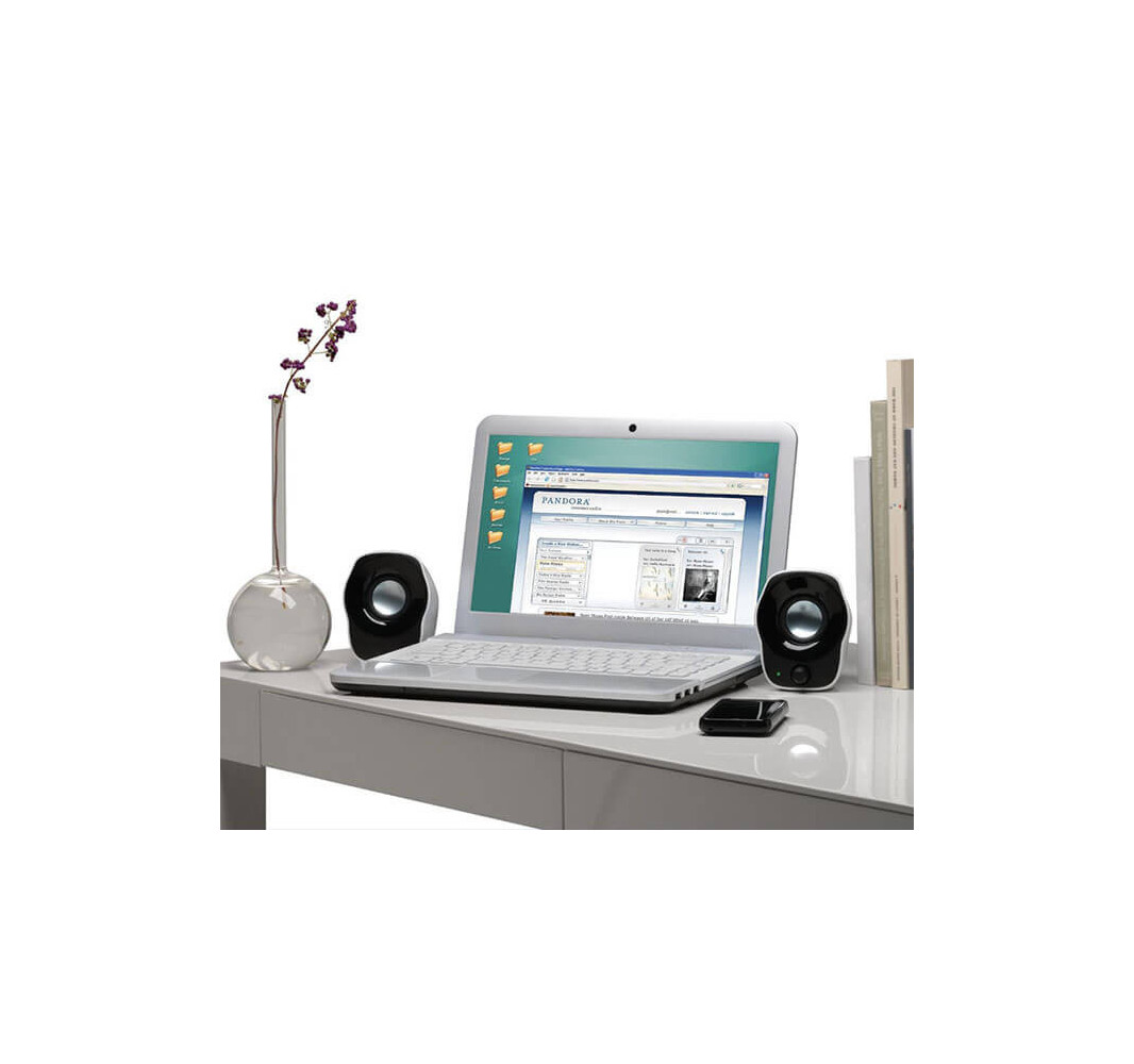Altavoces USB Logitech Z120