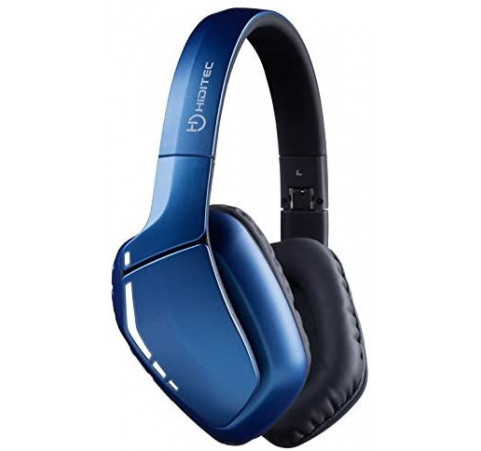 Auriculares Bluetooth Hiditech Cool Azul