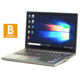 "Intel i7-4600U - 12GB - 240GB SSD - 14"" táctil - Win 10 - Grado B"
