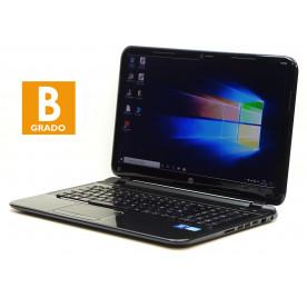 "Intel i3-3217U - 4GB - 750GB - 15,6"" - Win 10 - Grado B"