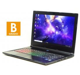 """Intel i7-6700HQ - 16GB - 1TB + 256GB SSD - GTX 970M - 15,6"""" - Win 10 - Grado B"""