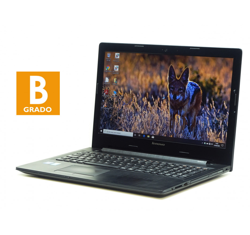 "Intel i3-4005U - 4GB - 500GB - 15,6"" - Win 10 - Grado B"