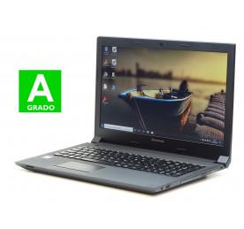 """AMD E1-6010 - 4GB - 320GB - 15,6"""" - Win 10 - Grado A"""
