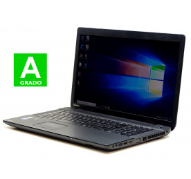 "AMD E1-2100 - 4GB - 120GB SSD - 17,3"" - Windows 10 - Grado A"
