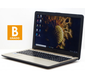 "Intel i5-6198DU - 4GB - 1TB - 15,6"" - Windows 10 - Grado B"