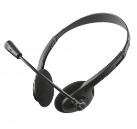 Auriculares con Micrófono Trust ZIVA