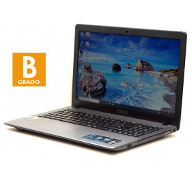 "Intel i7-4720HQ - 8GB - 1TB - GTX 930M - 15,6"" FHD - Windows 10 - Grado B"