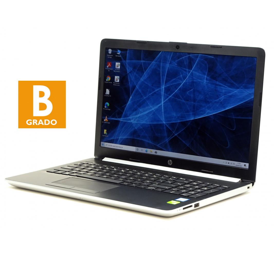 "Intel i5-8250U - 12GB - 500GB SSD - MX110 - 15,6"" FHD - Windows 10 - Grado B"