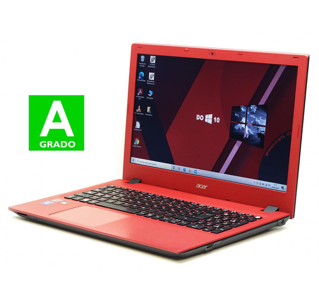 """AMD A4-7210 - 4GB - 500GB - 15,6"""" - Windows 10 - Grado A"""