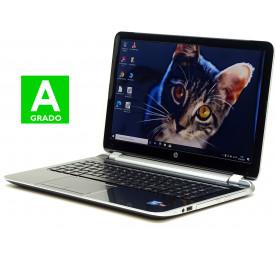 """AMD A10-5745M - 8GB - 500GB - HD 8670M - 15,6"""" - Windows 10 - Grado A"""