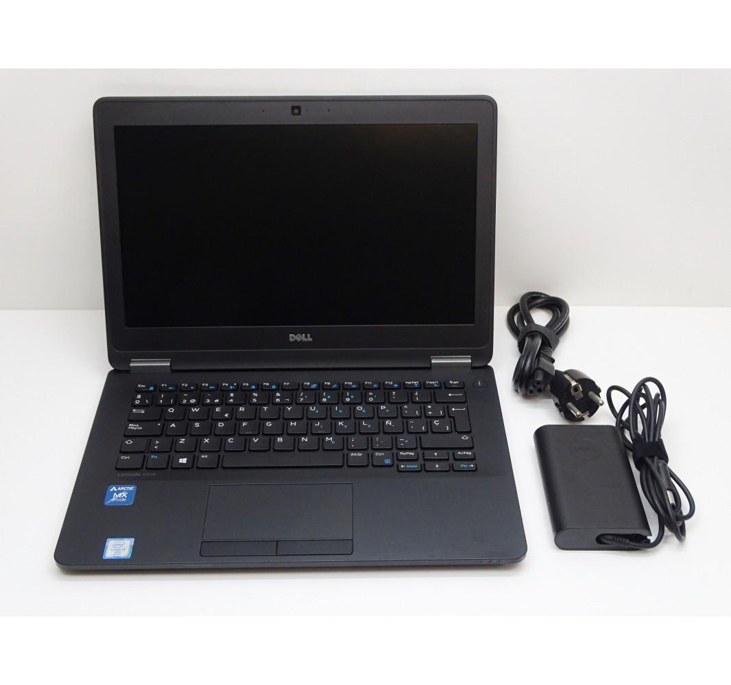 """Dell Latitude E7270 - i5-6300U - 8GB - 256GB SSD - 12,5"""""""