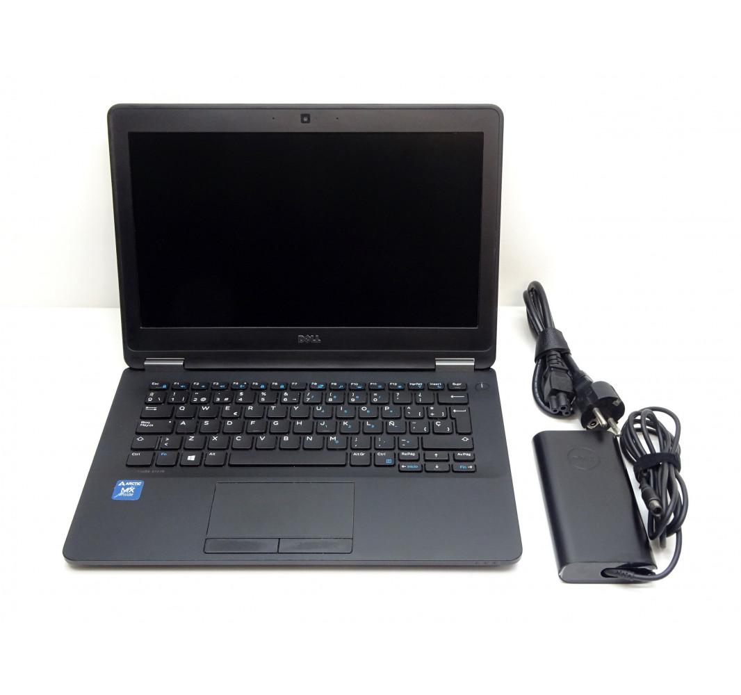 """Dell Latitude E7270 - i5-6300U - 8GB - 128GB SSD - 12,5"""""""