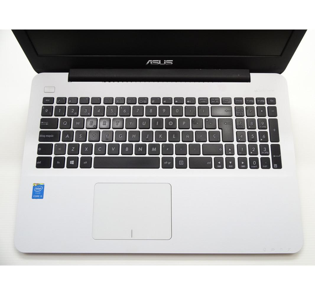 """Asus F554L - i3-4005U - 4GB - 500GB - 15,6"""""""
