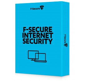 F-Secure Internet Security (15 meses)