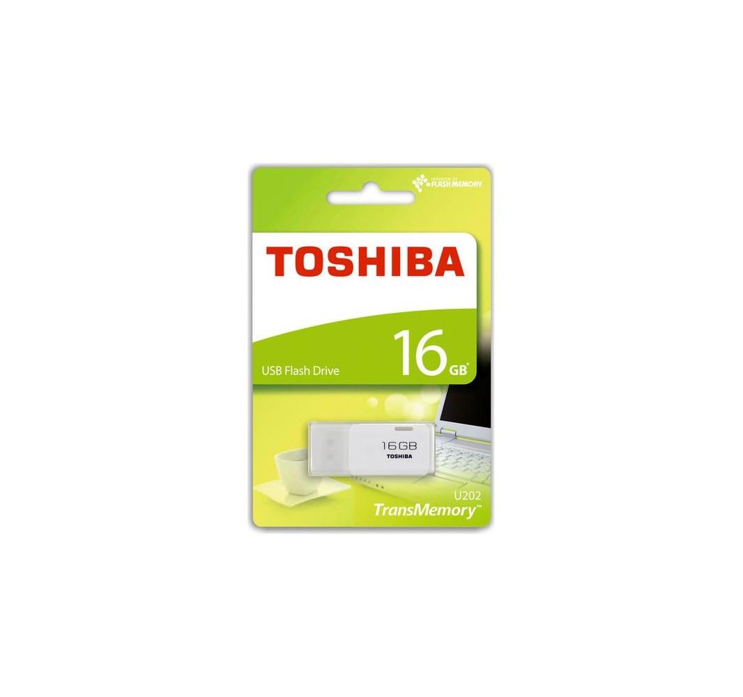 Memoria USB Toshiba TransMemory U202 16GB