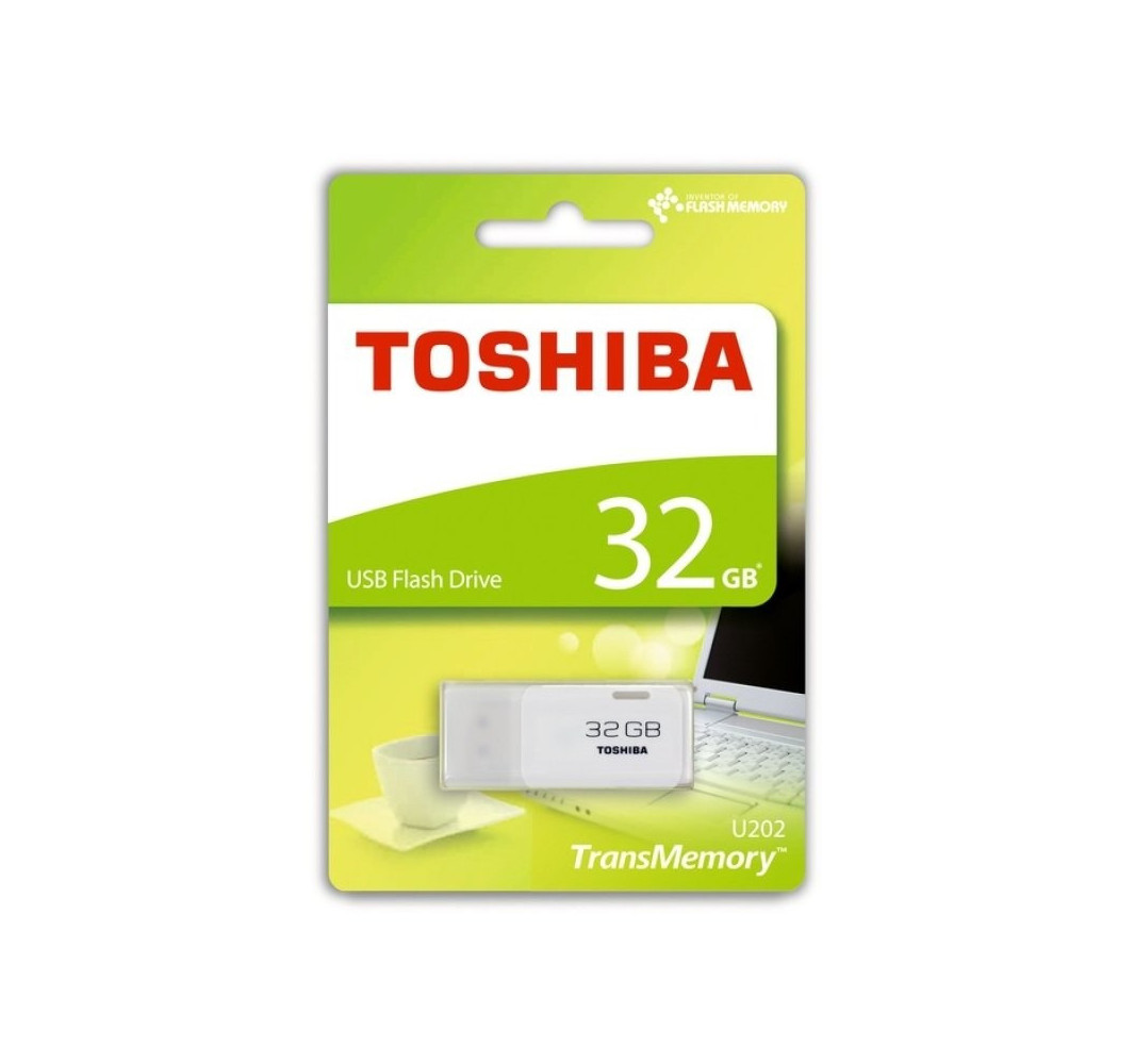 Memoria USB Toshiba TransMemory U202 32GB
