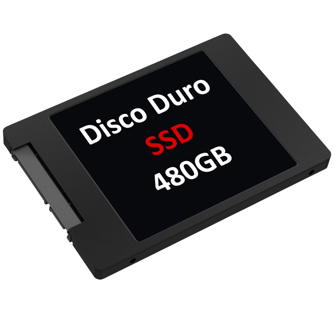 Cambio SSD 480GB