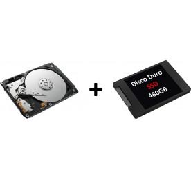 Añadir SSD 480GB