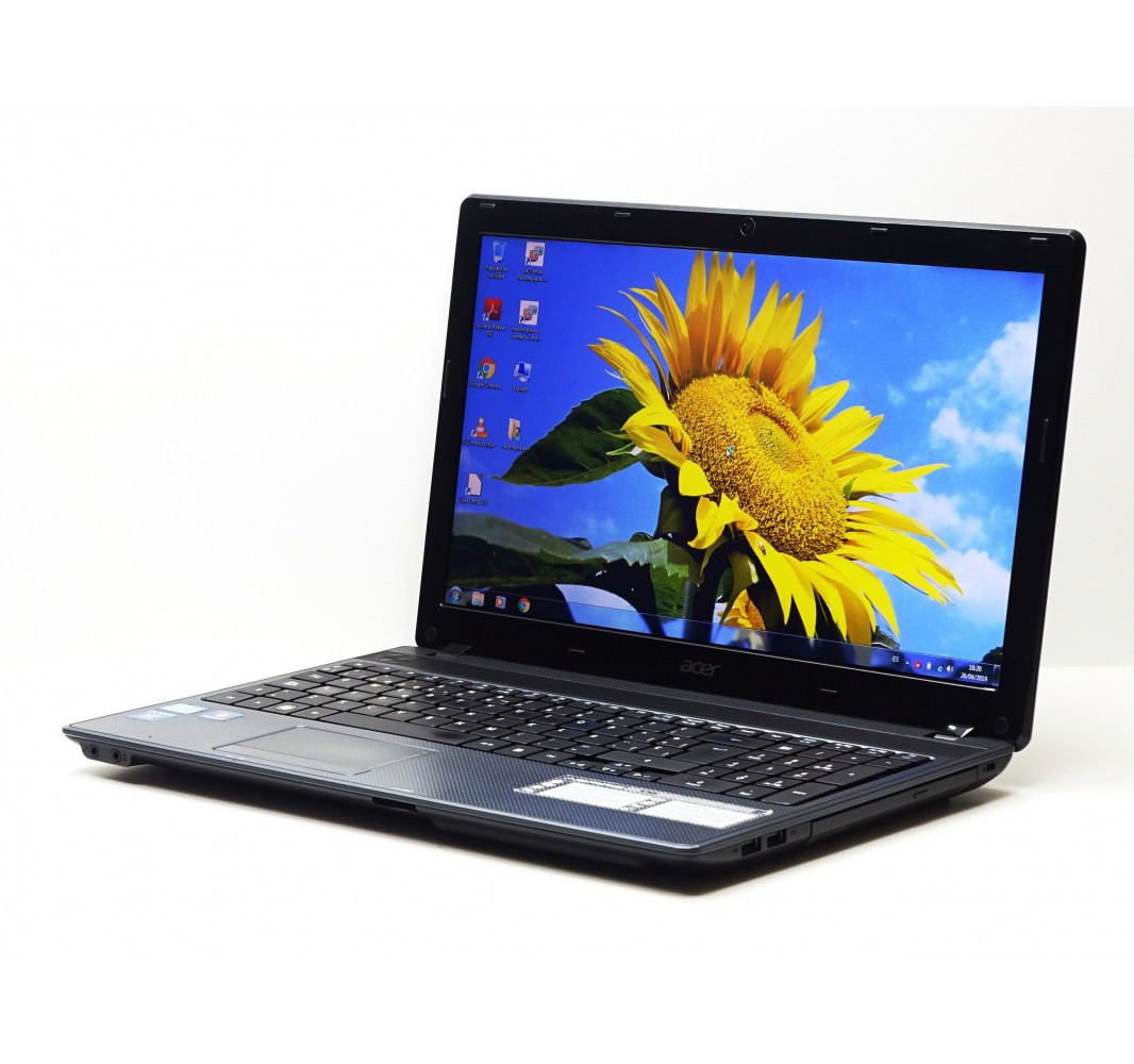 "Intel i3-2350M - 4GB - 500GB - 15,6"" - Win 7 - Grado A"