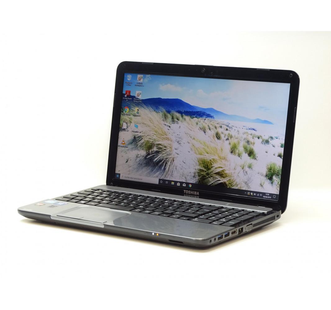 """Intel i7-3630QM - 4GB - 500GB - HD 7670M - 15,6"""" - Win 10 - Grado A"""