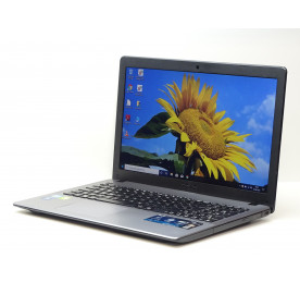 """Intel i7-3537U - 4GB - 500GB - GT 720M - 15,6"""" - Win 10 - Grado B"""